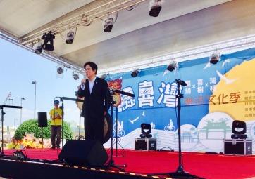 奶酒、台南主持、高雄主持、南部主持人、樂玩創意、相信樂團、活動主持、記者會、南區公所、台南市政府、評價推薦